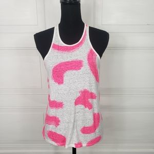 4/$24 American Eagle Tank Top Florescent Pink